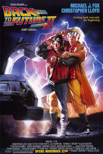 Back to the Future Part ll 1989