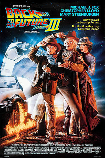 Back to the Future Part lll 1990