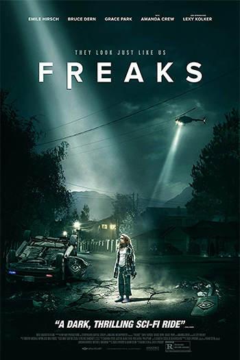 دانلود زیرنویس فیلم Freaks 2018