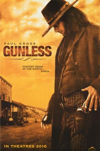 دانلود زیرنویس فیلم Gunless 2010