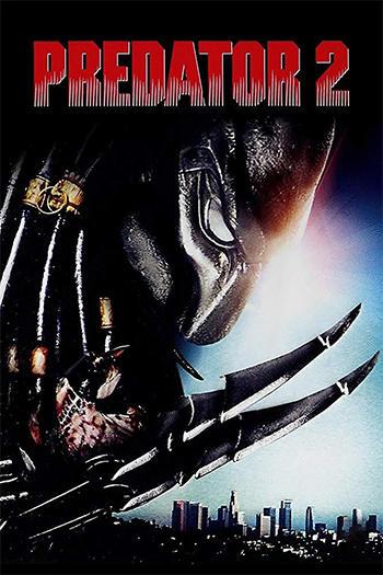 دانلود زیرنویس فیلم Predator 2 1990