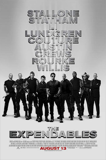 The Expendables 2010