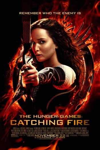 دانلود زیرنویس فیلم The Hunger Games Catching Fire 2013