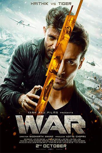 دانلود زیرنویس فیلم War 2019