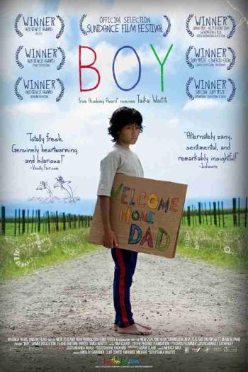 دانلود زیرنویس فیلم Boy 2010