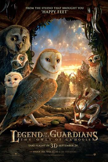 دانلود زیرنویس انیمیشن 2010 Legend of the Guardians: The Owls of GaHoole