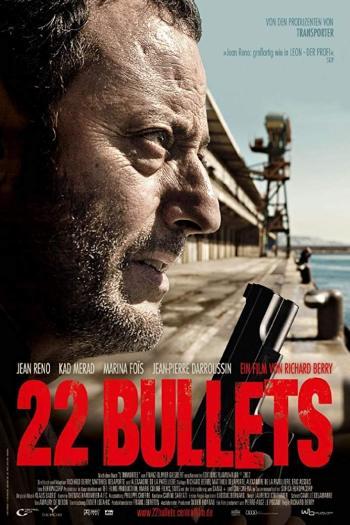 دانلود زیرنویس فیلم 22 Bullets