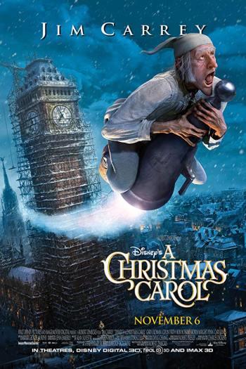 دانلود زیرنویس انیمیشن A Christmas Carol 2009
