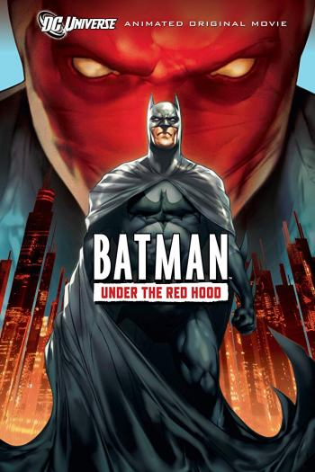 دانلود زیرنویس انیمیشن Batman Under the Red Hood 2010