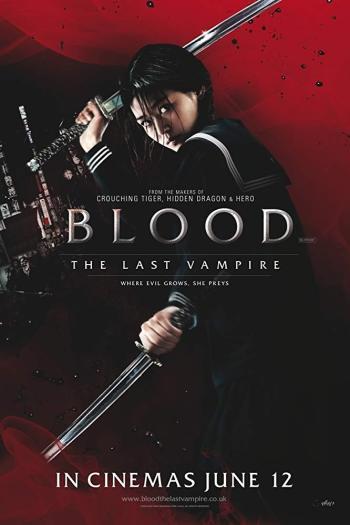 دانلود زیرنویس فیلم Blood The Last Vampire 2009