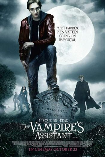 Cirque Du Freak The Vampires Assistant 2009