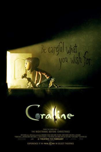 دانلود زیرنویس انیمیشن Coraline 2009