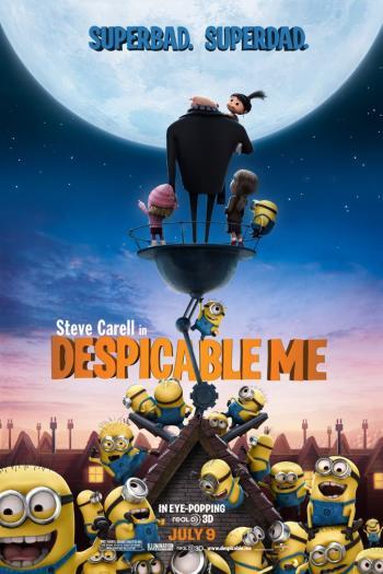 دانلود زیرنویس فیلم Despicable Me 2010