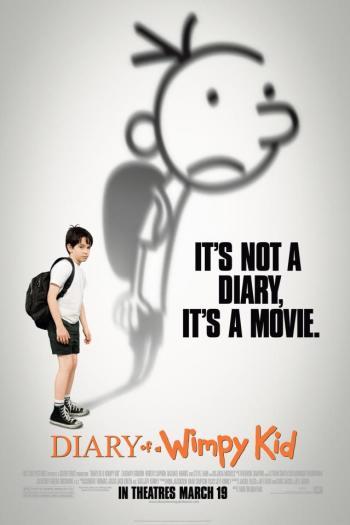 دانلود زیرنویس فیلم Diary of a Wimpy Kid 2010