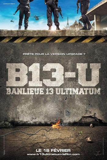 دانلود زیرنویس فیلم District 13: Ultimatum 2009