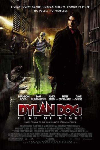 دانلود زیرنویس فیلم Dylan Dog: Dead of Night 2010