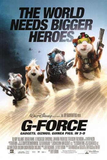 G-Force 2009