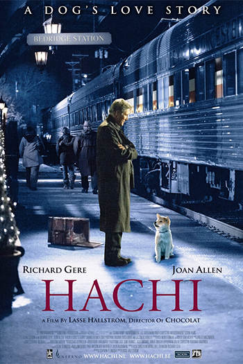 Hachi A Dog's Tale 2009
