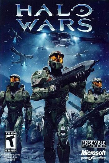 دانلود زیرنویس انیمیشن Halo Wars 2009