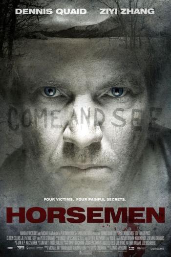 دانلود زیرنویس فیلم Horsemen 2009