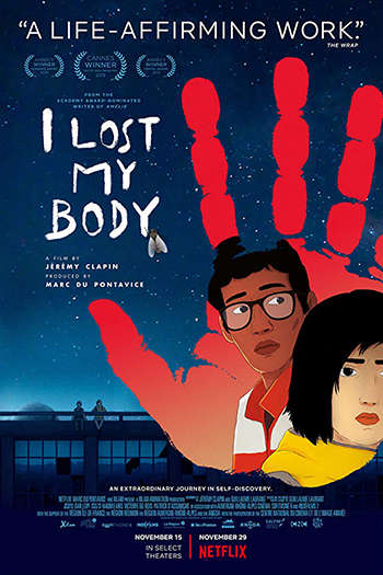 I Lost My Body 2019
