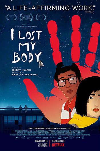 دانلود زیرنویس انیمیشن I Lost My Body 2019