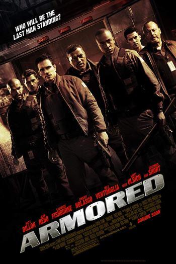 دانلود زیرنویس فیلم Armored 2009