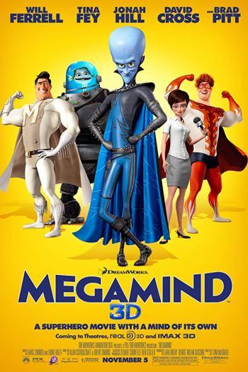 دانلود زیرنویس فیلم Megamind 2010