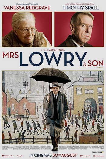 دانلود زیرنویس فیلم Mrs Lowry And Son 2019