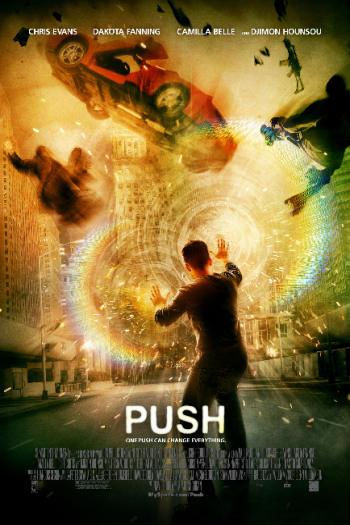 دانلود زیرنویس فیلم Push 2009