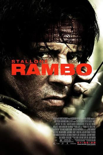 دانلود زیرنویس فیلم Rambo 2008