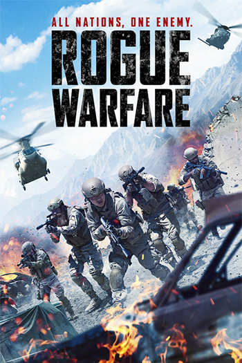 دانلود زیرنویس فیلم Rogue Warfare 2019