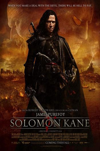 دانلود زیرنویس فیلم Solomon Kane 2009