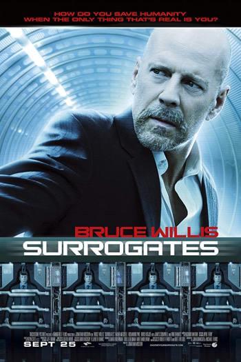دانلود زیرنویس فیلم Surrogates 2009
