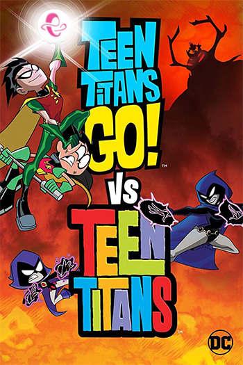 Teen Titans Go Vs Teen Titans 2019