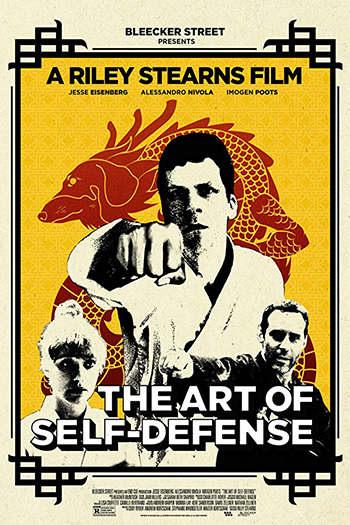 دانلود زیرنویس فیلم The Art of Self-Defense 2019