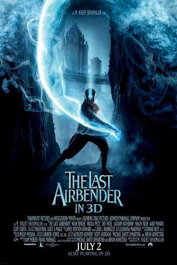 دانلود زیرنویس فیلم The Last Airbender 2010