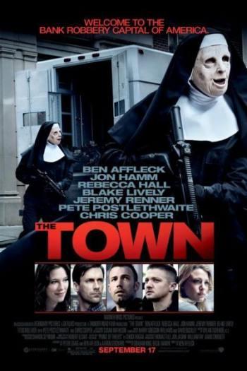 دانلود زیرنویس فیلم The Town 2010