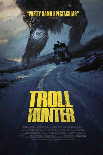 دانلود زیرنویس فیلم Trollhunter 2010