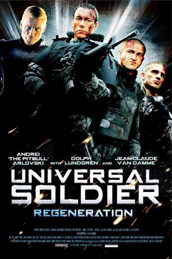 Universal Soldier Regeneration 2009