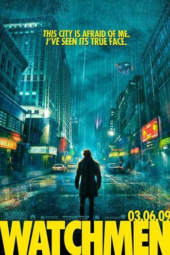 دانلود زیرنویس فیلم Watchmen 2009