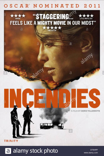 دانلود زیرنویس فیلم Incendies 2010