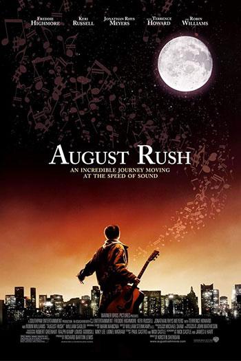 دانلود زیرنویس فیلم August Rush 2007