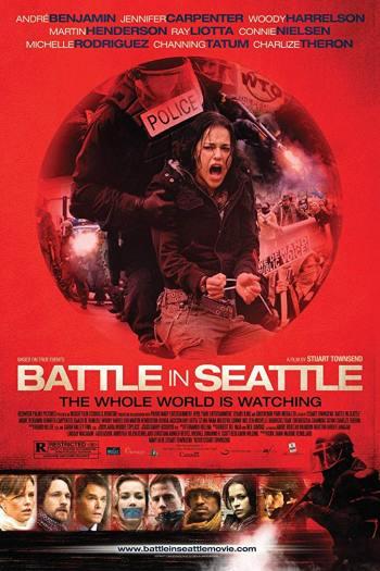 دانلود زیرنویس فیلم Battle in Seattle 2007