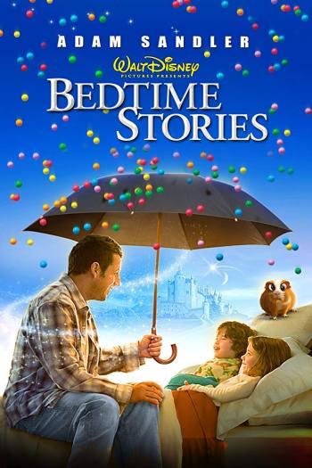 دانلود زیرنویس فیلم Bedtime Stories 2008