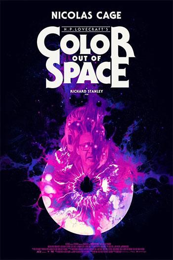 دانلود زیرنویس فیلم Color Out Of Space 2019