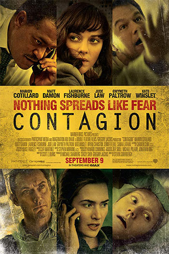 دانلود زیرنویس فیلم Contagion 2011