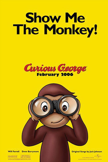 Curious George 2006