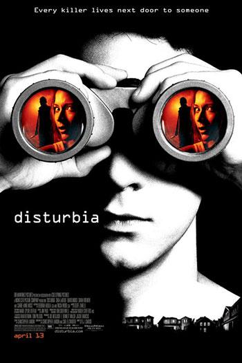 دانلود زیرنویس فیلم Disturbia 2007