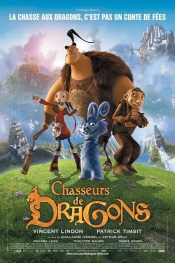 دانلود زیرنویس انیمیشن Dragon Hunters 2008